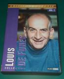 Louis de Funes vol. 2 - Editie noua - 8 Filme de comedie - subtitrate romana, DVD