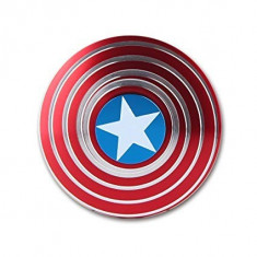 Fidget Spinner Metalic - Scut Captain America