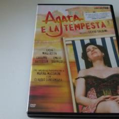 Agatha e la tempesta - dvd, Franceza
