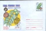 Intreg pos plic nec 2002 - Luna Padurii - sadirea arborilor - Nuc negru
