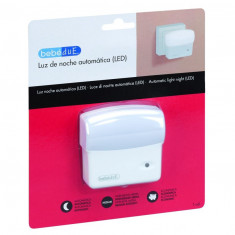 Lampa de veghe Led cu senzor de lumina BebeduE BD100