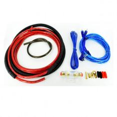 Set RAA 1200 cablu + sigurante pentru subwoofer ManiaCars