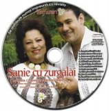CD Maria Ciobanu Și Ionuț Dolănescu – Sanie Cu Zurgălăi