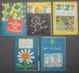 Lot 5 carticele pentru copii in limba franceza