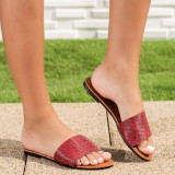 Papuci dama visinii Palisa