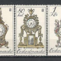 Cehoslovacia.1979 Ceasuri de epoca  XC.391
