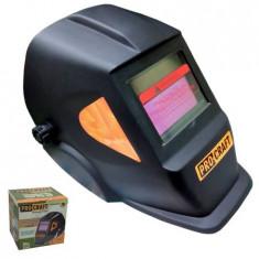 Masca Sudura ProCraft SHP90-30 Automata, Solara cu reglaj si cristale