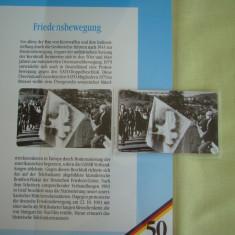 """3 Cartele Telefonice """"50 Jahre Deutschland"""" - Exponate NOI / 2"""
