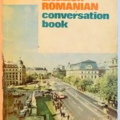ENGLISH - ROMANIAN CONVERSATION BOOK de MIHAI MIROIU , 1968