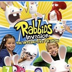 Joc PS4 Rabbids Invasion - The interactive TV Show
