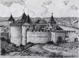 Alexandru Ursu-Bukowina (1956) - Cetatea Hotin a lui Ștefan cel Mare