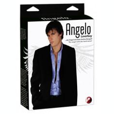 Papusa gonflabila ANGELO