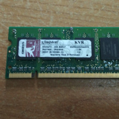 Ram Laptop Kingston 512MB DDR2 667MHz KVR533D2S4-512