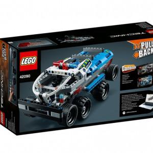 Set de constructie LEGO Technic Camion de evadare