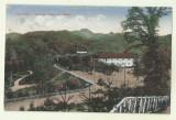 cp Govora : Vederea Bailor cu Parcul - circulata, timbre