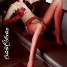 Ciorapi Sexy rosu - S/M