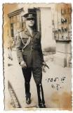 D994 Instantaneu ofiter roman Balti Basarabia perioada regalista