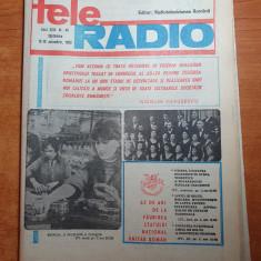revista tele radio 13-19 noiembrie 1983