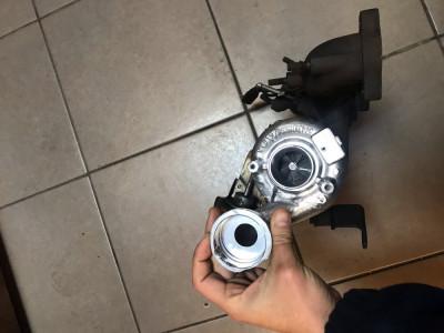 Turbina/Turbocompresor(SecondHand) VW Transporter/Multivan foto