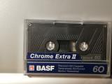 caseta audio BASF Chrome Extra II 60 - RFG/Vintage/stare: Perfecta