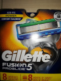 Rezerve Gillette Fusion Proglide  also fits power set 8 bucati.