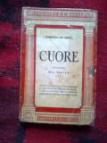 A5 Cuore - Edmondo De Amicis (traducere Mia Frollo)