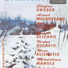 Caseta Colindul Colindelor, originala, rock: Stefan Hrusca, Alifantis