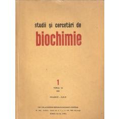 Studii Si Cercetari De Biochimie XXIV - Lascar M. Buruiana, Zoe Anca