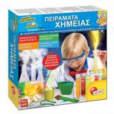Set creativ, model atelier de experimente chimice, 23x6x34 cm , multicolor