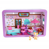 Set figurine Twozies - Two-Playful Cafe