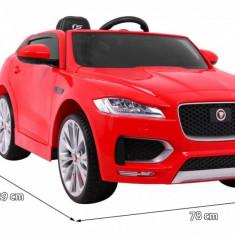 Masinuta electrica Jaguar F-Pace, rosu