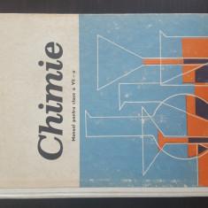 Chimie - Manual pentru clasa a VII-a - Eugenia Tarangul. 1971, Clasa 7