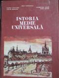 Istoria medie universala R.Manolescu, V.Costachel, S.Brezeanu, F.Cazan, M.Maxim