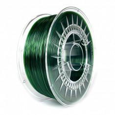 Filament Transparent Devil Design PETG pentru Imprimanta 3D 1.75 mm 1 kg - Verde