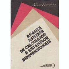 Analiza asistata de calculator a sistemelor bidimensionale