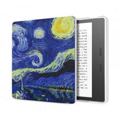Husa Tech-Protect Smartcase Amazon Kindle Oasis 3 (2019) / Oasis 2 (2017) Starry Night