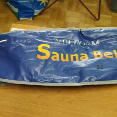 Curea de slabit Sauna Belt Velforum #GAB