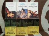 CRONICA DE FAMILIE/OMUL CU OCHI SURI-PETRU DUMITRIU (6 VOL)