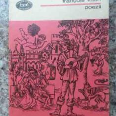 Poezii - Francois Villon ,534000