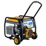 "Cumpara ieftin Generator de curent Stager FD 7500E, benzina seria ""Open Frame"", 6.0 kW pornire electrica"