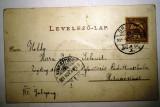 P.026 HERMANNSTADT NAGY-SZEBEN BRASSO K. u. K. INFANTERIE CADETTENSCHULE 1901