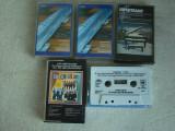 Lot 5 Casete Audio Inregistrate Original - Temptations, Supertramp etc - 4