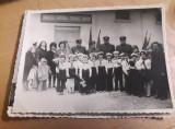 fotografii vechi PIONIERI,LOT 7 FOTOGRAFII PIONIERI  SI CADRE MILITARE,T.GRATUIT