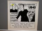 UB40 – Live (1982/Virgin/RFG) - Vinil/Vinyl/Impecabil