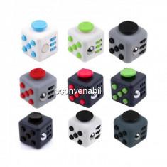 Jucarii Antistres Cub Fidget Cube