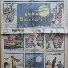 Ziarul Curentul , Director : Pamfil Seicaru , 25 Mai 1939 , Luna Bucurestilor