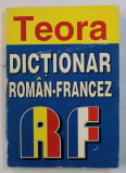 DICTIONAR ROMAN - FRANCEZ DE BUZUNAR de MARCEL SARAS , 1998