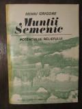 MUNTII SEMENIC-MIHAI GRIGORE