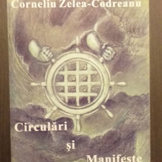 CIRCULARI SI MANIFESTE 1927-1938 - CORNELIU ZELEA CODREANU