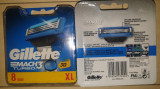 Rezerve Gillette Mach3 turbo set de 8 bucati